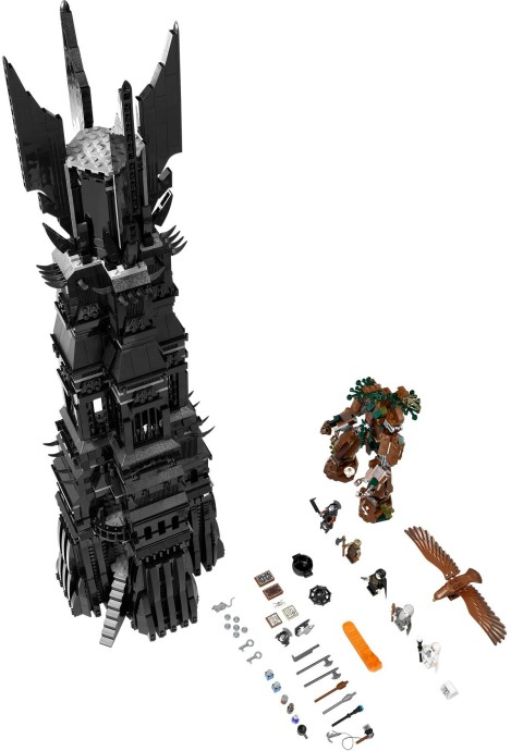 Конструктор LEGO (ЛЕГО) The Lord of the Rings 10237 Tower of Orthanc