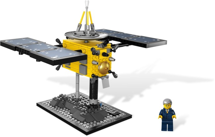 Конструктор LEGO (ЛЕГО) Ideas 21101 Hayabusa