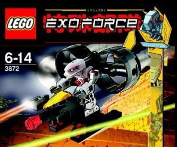 Конструктор LEGO (ЛЕГО) Exo-Force 3872 Robo Chopper
