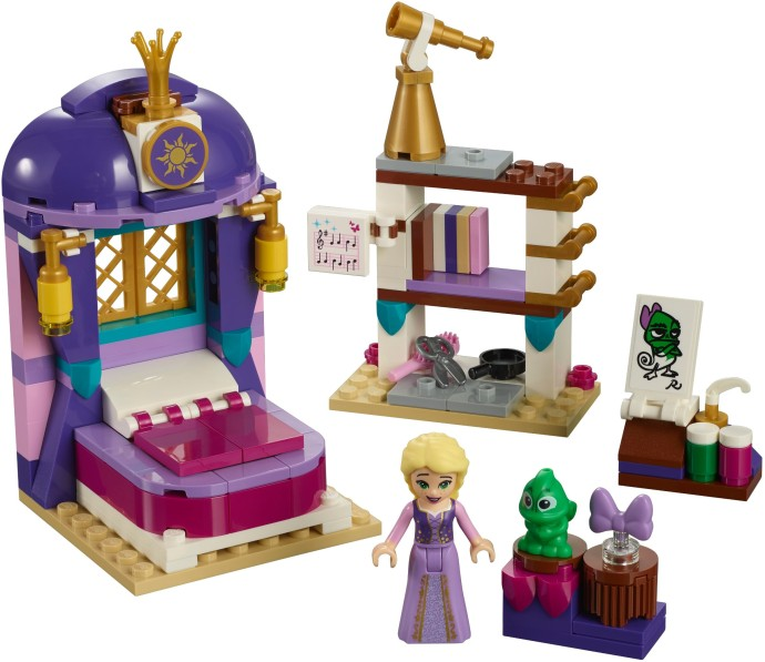 Конструктор LEGO (ЛЕГО) Disney 41156 Rapunzel's Castle Bedroom