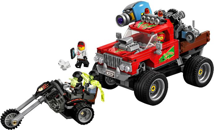 Конструктор LEGO (ЛЕГО) Hidden Side 70421 El Fuego's Stunt Truck