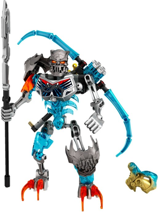 Конструктор LEGO (ЛЕГО) Bionicle 70791 Skull Warrior