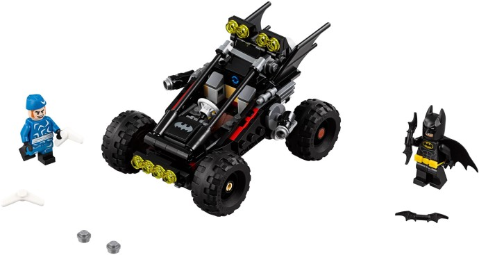 Конструктор LEGO (ЛЕГО) The LEGO Batman Movie 70918 The Bat-Dune Buggy