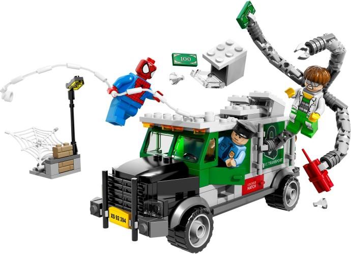 LEGO Marvel Super Heroes 76015 Doc Ock Truck Heist Lego 76015 NEW