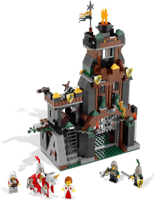 Конструктор LEGO (ЛЕГО) Castle 7947 Prison Tower Rescue
