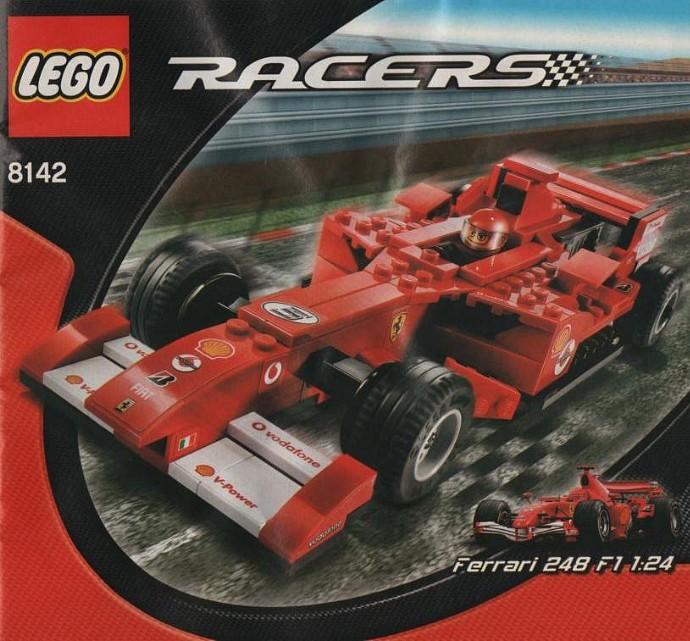 LEGO Racers Ferrari F1 Racer 1:24