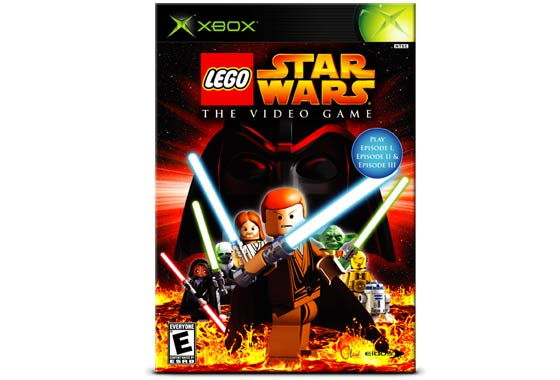 Конструктор LEGO (ЛЕГО) Gear XB382 LEGO Star Wars: The Video Game