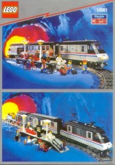 LEGO Trains 10001 Metroliner