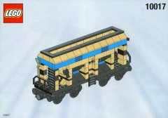 LEGO Trains 10017 Hopper Wagon