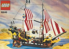 LEGO Pirates 10040 Black Seas Barracuda