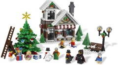 LEGO Creator Expert 10199 Winter Village Toy Shop