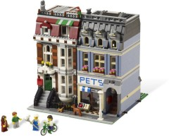 LEGO Creator Expert 10218 Pet Shop