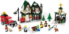 LEGO Creator Expert 10222 Winter Village Post Office