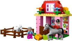 LEGO Duplo 10500 Horse Stable