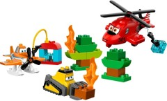 LEGO Duplo 10538 Fire and Rescue Team