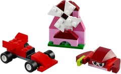 LEGO Classic 10707 Red Creative Box