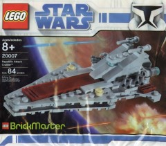 LEGO Star Wars 20007 Republic Attack Cruiser