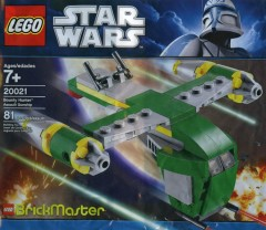 LEGO Star Wars 20021 Bounty Hunter Assault Gunship