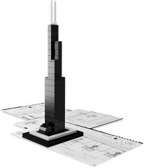 LEGO Architecture 21000 Willis Tower