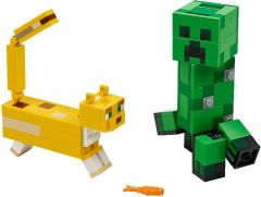 LEGO Minecraft 21156 Creeper with Ocelot