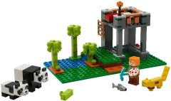 LEGO Minecraft 21158 The Panda Kindergarten