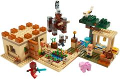 LEGO Minecraft 21160 The Villager Raid