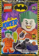 LEGO DC Comics Super Heroes 212011 The Joker