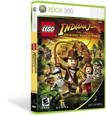 LEGO Мерч (Gear) 2853593 LEGO Indiana Jones 2: The Adventure Continues