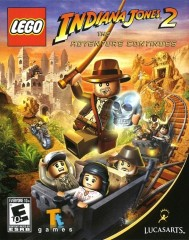 LEGO Мерч (Gear) 2853594 LEGO Indiana Jones 2: The Adventure Continues
