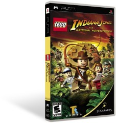 LEGO Мерч (Gear) 2853595 LEGO Indiana Jones 2: The Adventure Continues