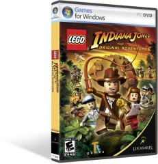 LEGO Мерч (Gear) 2853694 LEGO Indiana Jones 2: The Adventure Continues