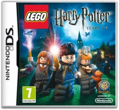 LEGO Gear 2855124 LEGO Harry Potter: Years 1-4 Video Game