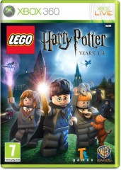 LEGO Мерч (Gear) 2855125 LEGO Harry Potter: Years 1-4 Video Game