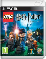 LEGO Gear 2855127 LEGO Harry Potter: Years 1-4 Video Game