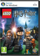 LEGO Мерч (Gear) 2855128 LEGO Harry Potter: Years 1-4 Video Game