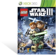 LEGO Мерч (Gear) 2856217 LEGO Star Wars III: The Clone Wars