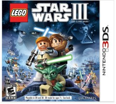 LEGO Мерч (Gear) 2856239 LEGO Star Wars III: The Clone Wars