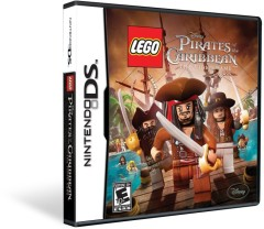 LEGO Gear 2856451 LEGO Brand Pirates of the Caribbean Video Game - NDS