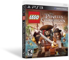 LEGO Gear 2856453 LEGO Brand Pirates of the Caribbean Video Game - PS3