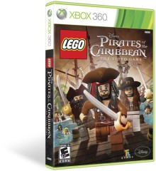 LEGO Мерч (Gear) 2856458 LEGO Brand Pirates of the Caribbean Video Game - 360
