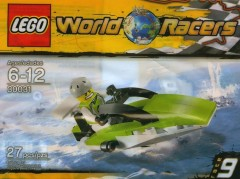 LEGO World Racers 30031 World Race Powerboat