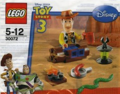 LEGO Toy Story 30072 Woody's Camp Out