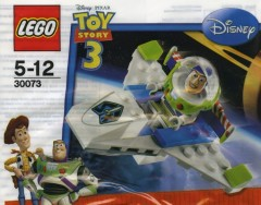 LEGO Toy Story 30073 Buzz's Mini Ship