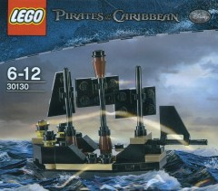 LEGO Pirates of the Caribbean 30130 Mini Black Pearl