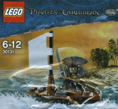 LEGO Pirates of the Caribbean 30131 Jack Sparrow's Boat