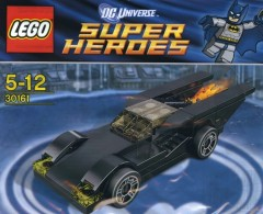 LEGO DC Comics Super Heroes 30161 Batmobile