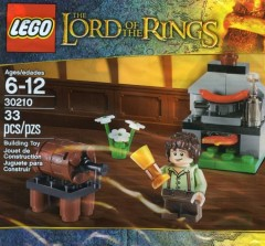 LEGO The Lord of the Rings 30210 Frodo with cooking corner