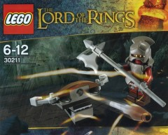 LEGO The Lord of the Rings 30211 Uruk-Hai with ballista