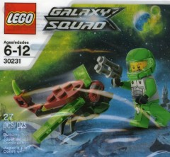 LEGO Космос (Space) 30231 Space Insectoid