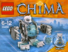 LEGO Legends of Chima 30256 Ice Bear Mech